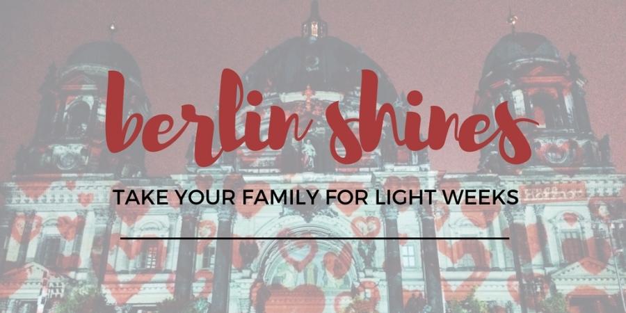 Berlin Light Weeks Leuchtet
