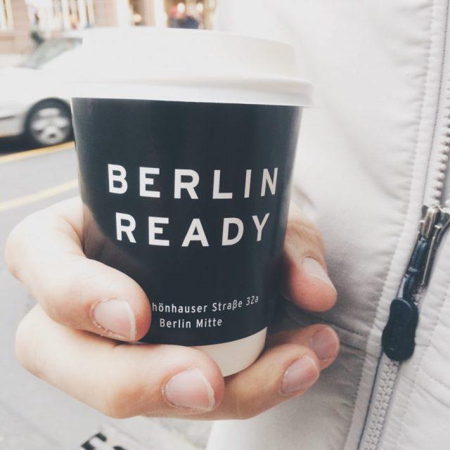 Ready for Berlin - start in Mitte